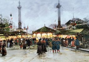 La Nation par Galien-Laloue