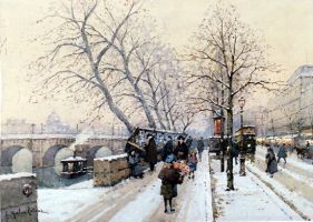 The Pont Neuf Galien-Laloue